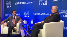 Bahrain Amb. to US: Confrontation is the way to deal with a country like Iran