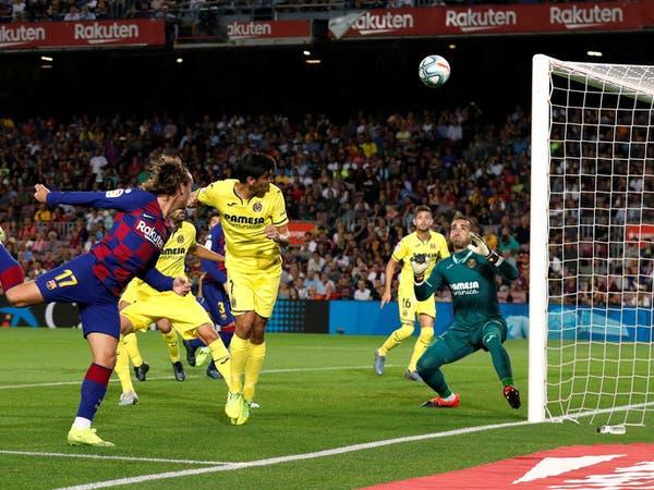 برشلونة يكسب نقاط فياريال.. ويخسر نجمه ميسي