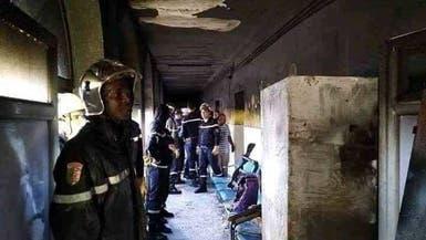 فاجعة مستشفى الجزائر.. 7 مسؤولين إلى السجن