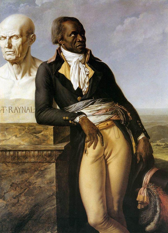 لوحة زيتية تجسد جان باتيست بيلي بريشة الرسام جيروديه