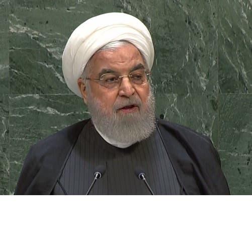 روحاني: عقوبات أميركا أثرت على اقتصاد إيران