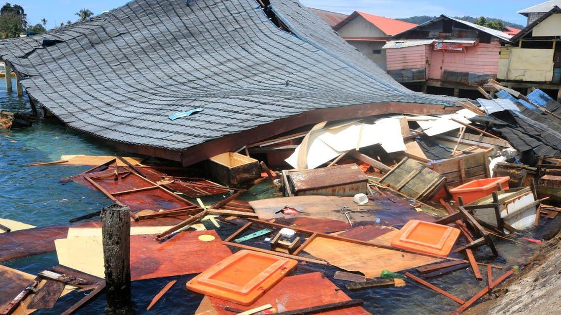زلزال اندونيسيا امبون
