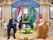 محمد بن سلمان يبحث مع عبدالمهدي هجمات أرامكو
