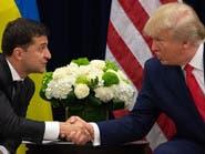 رئيس أوكرانيا: المحادثات بين رؤساء الدول يجب ألا تنشر