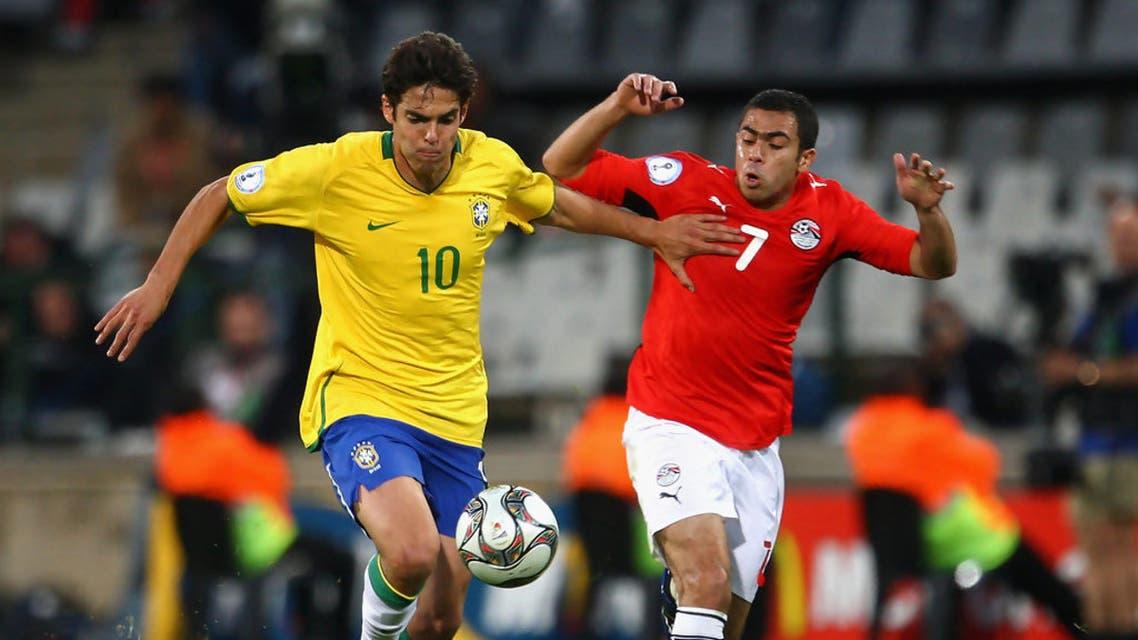 مصر البرازيل