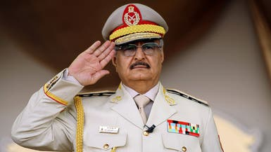 حفتر يشن هجوماً حاداً على أردوغان ويتهم الوفاق ببيع ليبيا للمستعمر