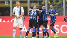 إنتر يتجاوز عقبة لاتسيو ويستعيد صدارة الدوري الإيطالي