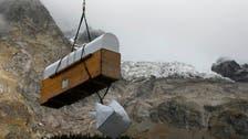 رادار يراقب كتلة جليدية تهدد بالانهيار على وادٍ سياحي بإيطاليا