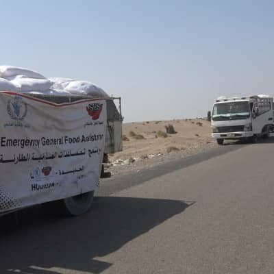 للمرة الرابعة.. الحوثي يمنع دخول مساعدات دولية للدريهمي