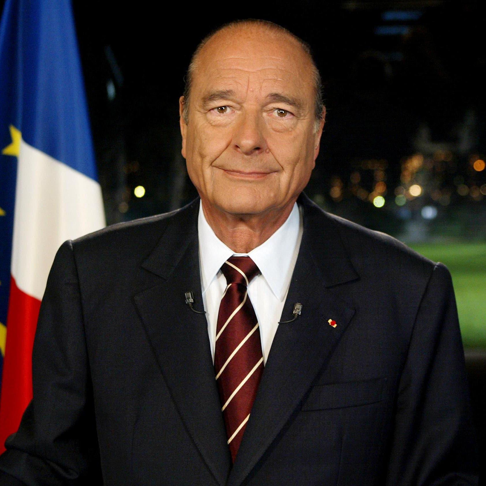 جاك شيراك.. رئيس فرنسا الذي رفض الحرب على العراق عام 2003