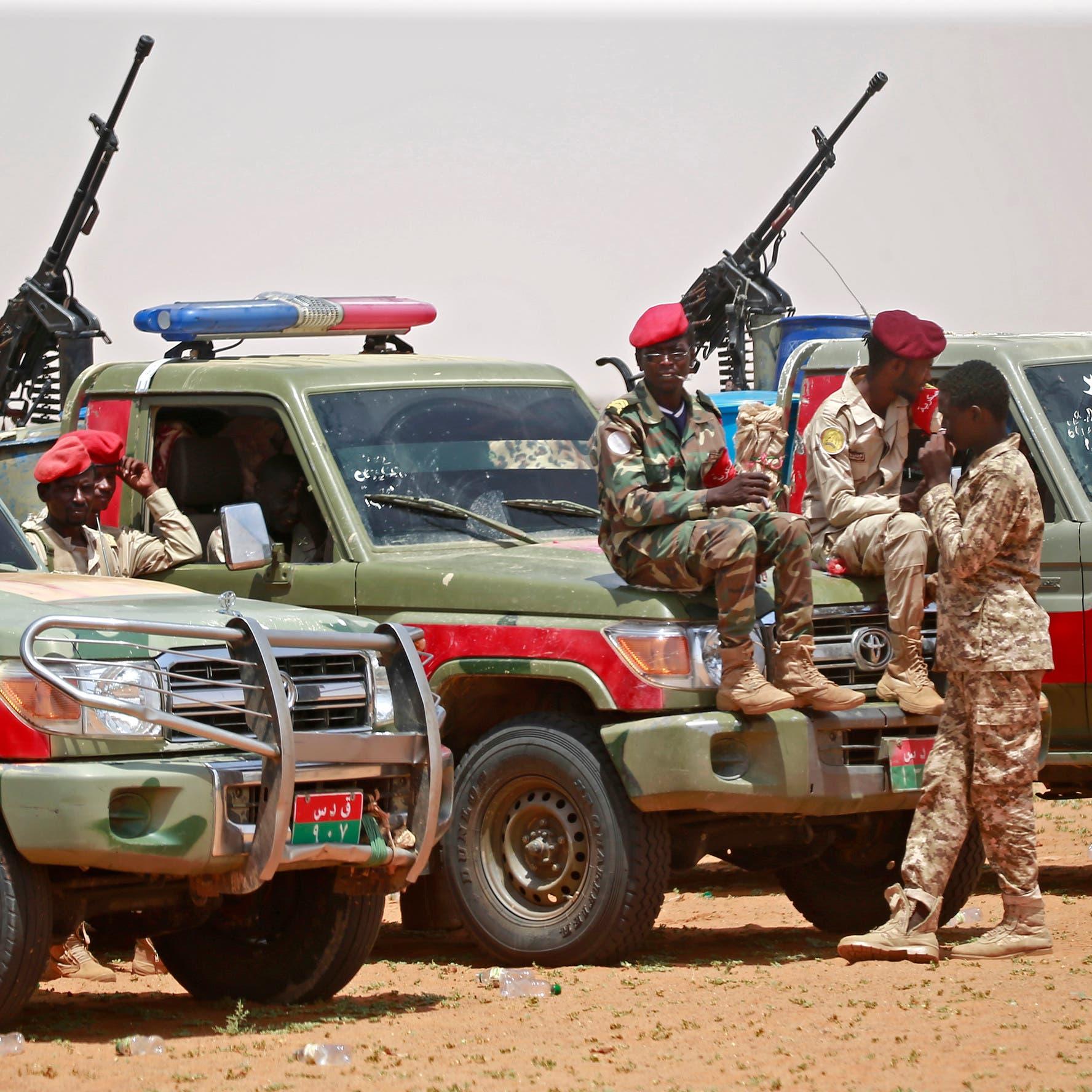 الدعم السريع السودانية تنفي اتهامات الوفاق بإرسال مسلحين لليبيا