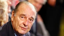 Former French president Jacques Chirac has died