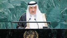 سعودی عرب اپنی اراضی اور مقامات مقدسہ کے تحفظ پر قادر ہے : العسّاف