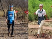 هاري يسير على درب ديانا ويزور حقل ألغام سابقاً بأنغولا