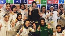 الأخضر السعودي النسائي الثاني في بطولة الأهداف العالمية
