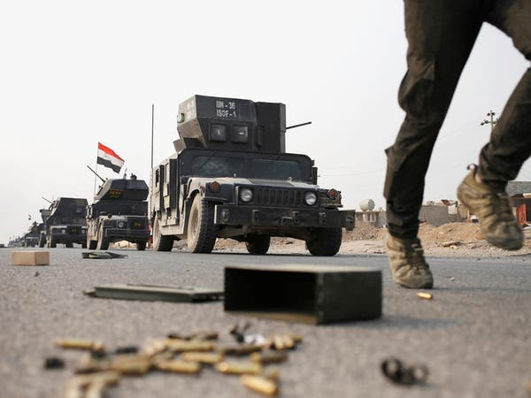 أكبر مخبأ لداعش.. العراق يعثر على أطنان متفجرات