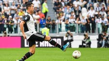 Ronaldo seals Juventus win over SPAL to keep pressure on Inter
