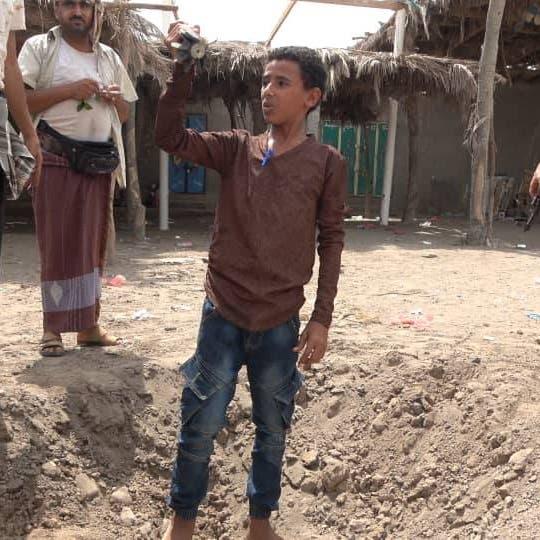 فيديو.. استهداف حوثي لسوق شعبي وأحياء سكنية بالحديدة