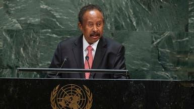 حمدوك: ندعو واشنطن لرفع السودان من قائمة الإرهاب