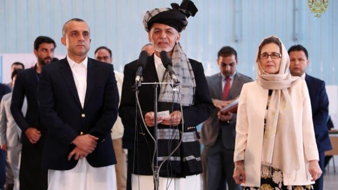 رییس جمهوری افغانستان: جامعه جهانی از روند انتخابات نظارت کامل کنند
