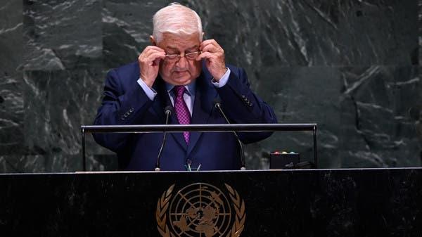 وفاة وليد المعلم وزير خارجية النظام السوري عن 79 عاماً