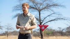 Britain's Prince Harry to meet Angolan president