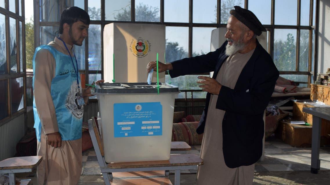 أفغانستان انتخابات رئاسية ولاية بروان