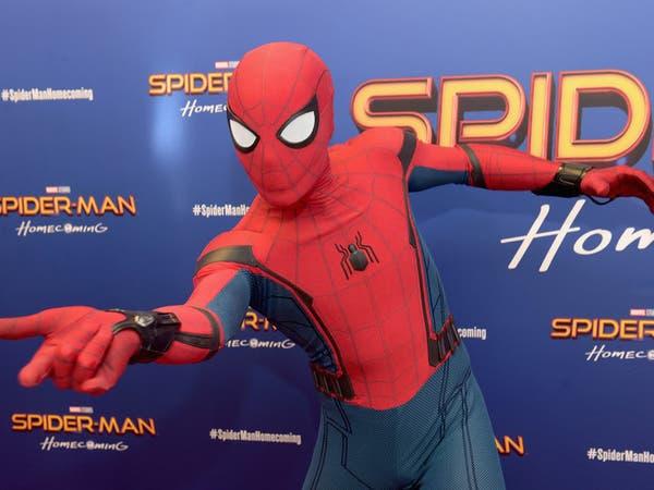 شركتان متنافستان تتفقان على إنتاج أفلام سبايدرمان جديدة