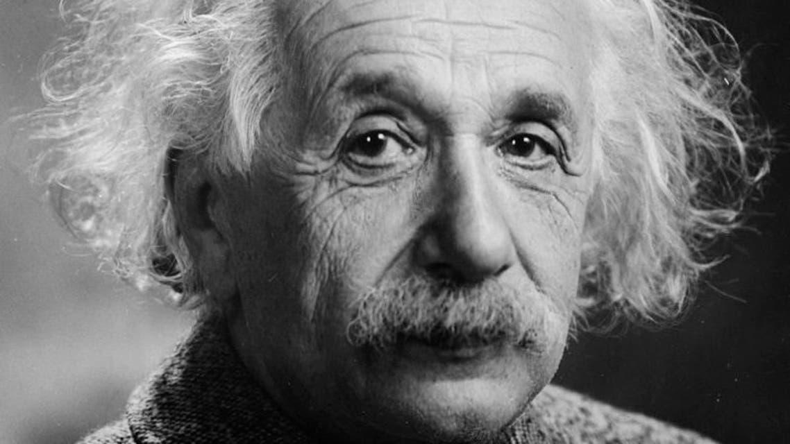 صورة لألبرت أينشتاين عام 1947