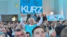 Ex-chancellor Kurz tops exit polls in Austria snap poll