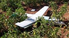 تركيا تسقط طائرة مسيرة على الحدود مع سوريا