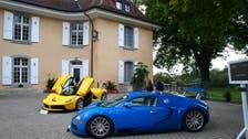 بالصور.. 25 سيارة فارهة في سويسرا لنجل رئيس إفريقي
