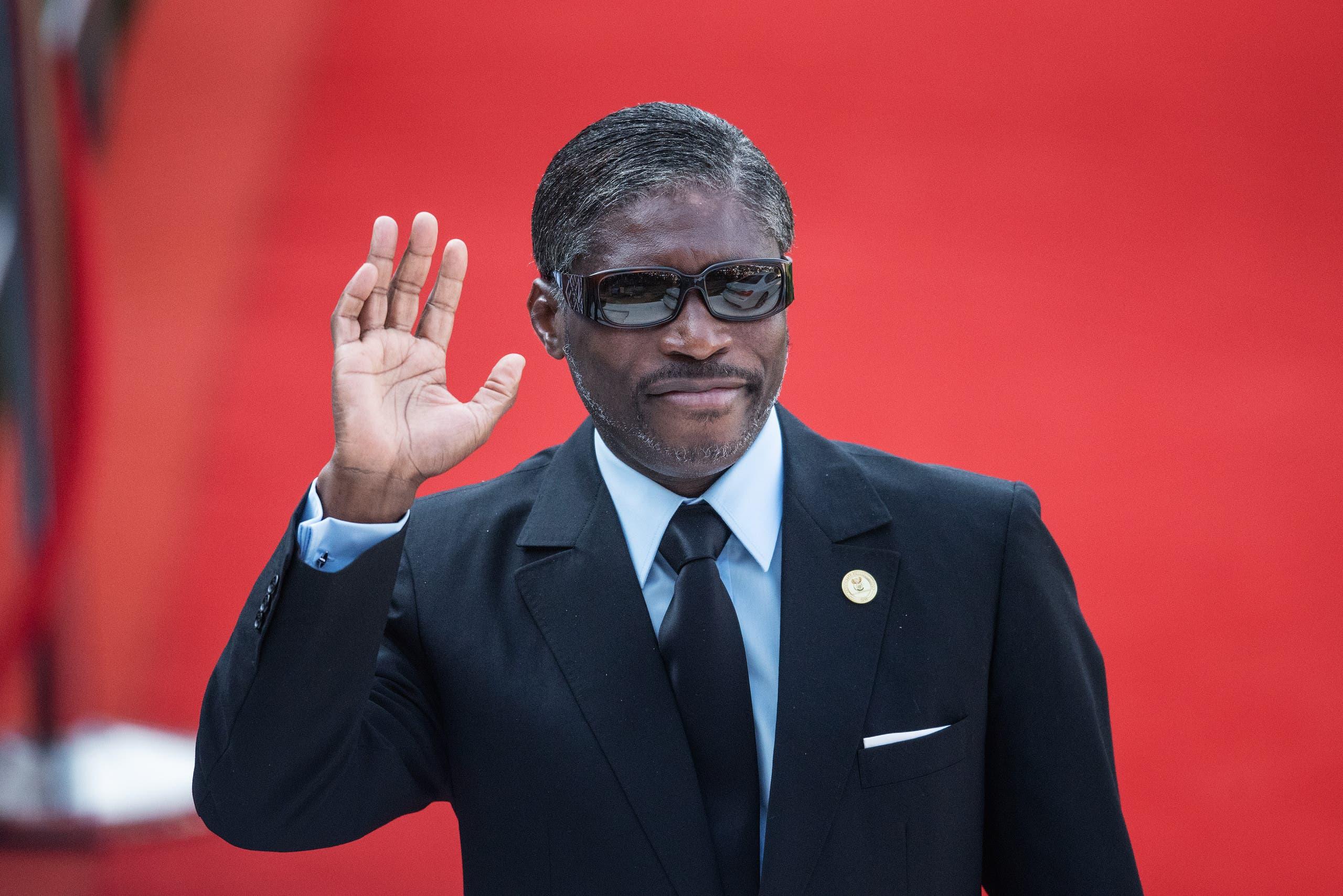 نجل رئيس غينيا الاستوائية