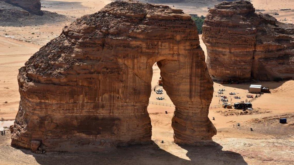 saudi tourism AFP