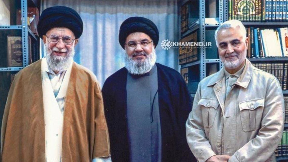 khamenei nasrallah soleimani (khamenei.ir)