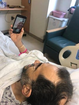 مندوب إيران بالأمم المتحدة في المستشفى بنيويورك