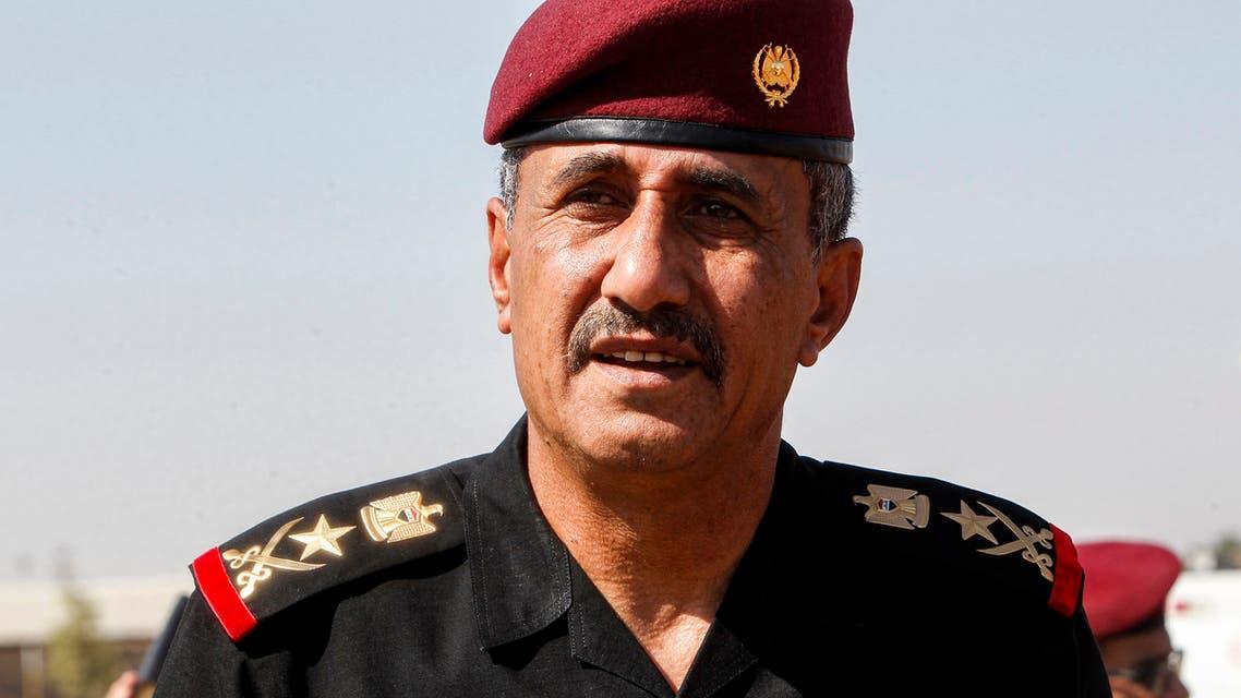 Staff Lieutenant General Abdel Wahab al Saadi