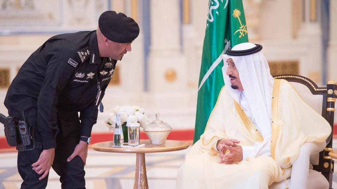 Saudi King Salman's personal body guard Col. Abdulaziz al-Faghm died of a gunshot wound. (Bandar al-Galoud)