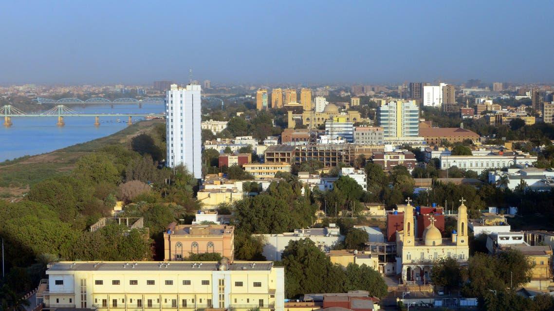 Khartoum Sudan stock photo myphoto