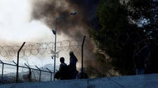 Two dead in Greek migrant camp blaze: Report