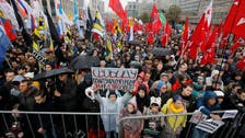 Thousands rally for political prisoners in Moscow