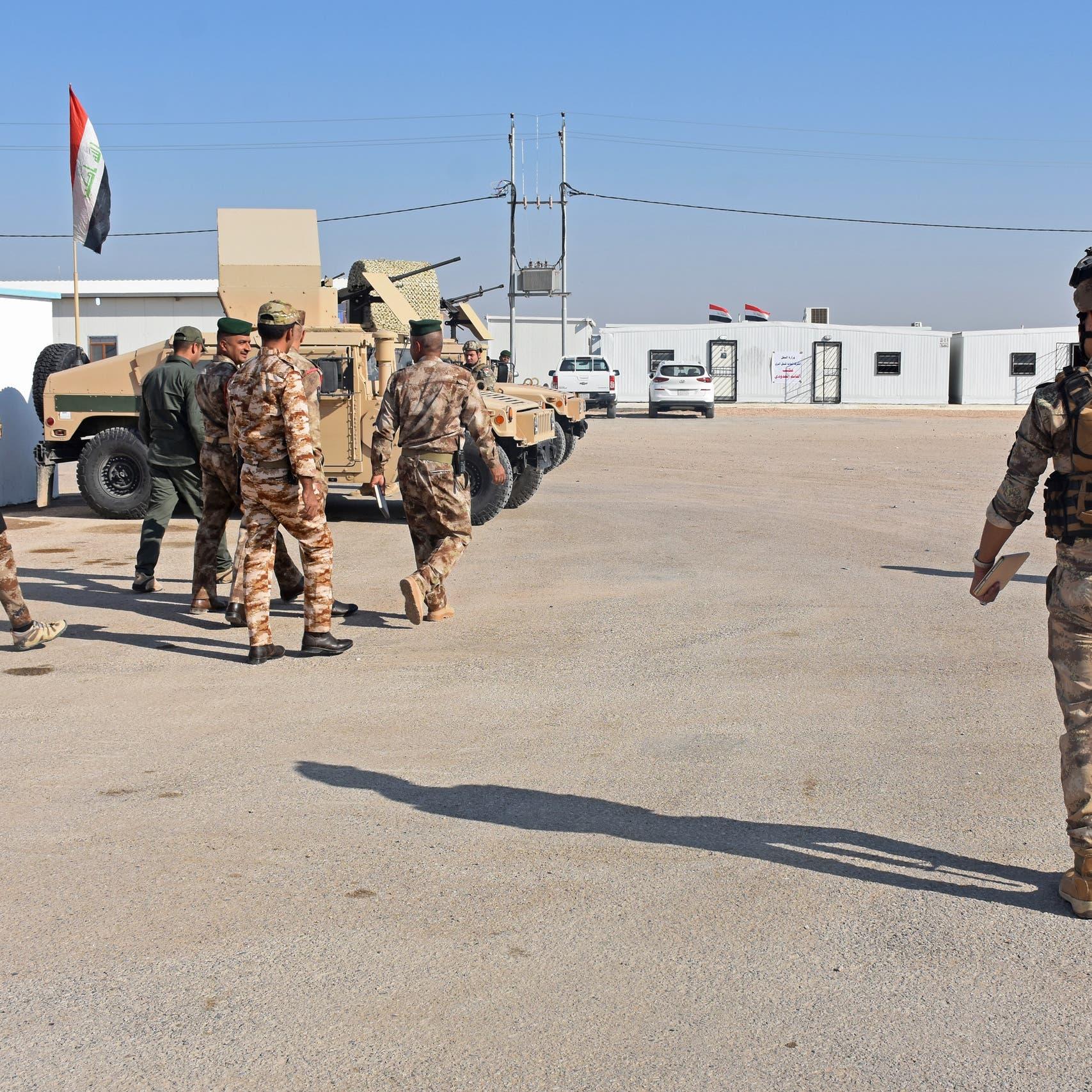 بعد إغلاقه 6 سنوات.. إعادة فتح معبر القائم بين العراق وسوريا