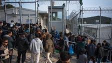 اليونان تكثف نقل المهاجرين بعد اشتباكات ليسبوس
