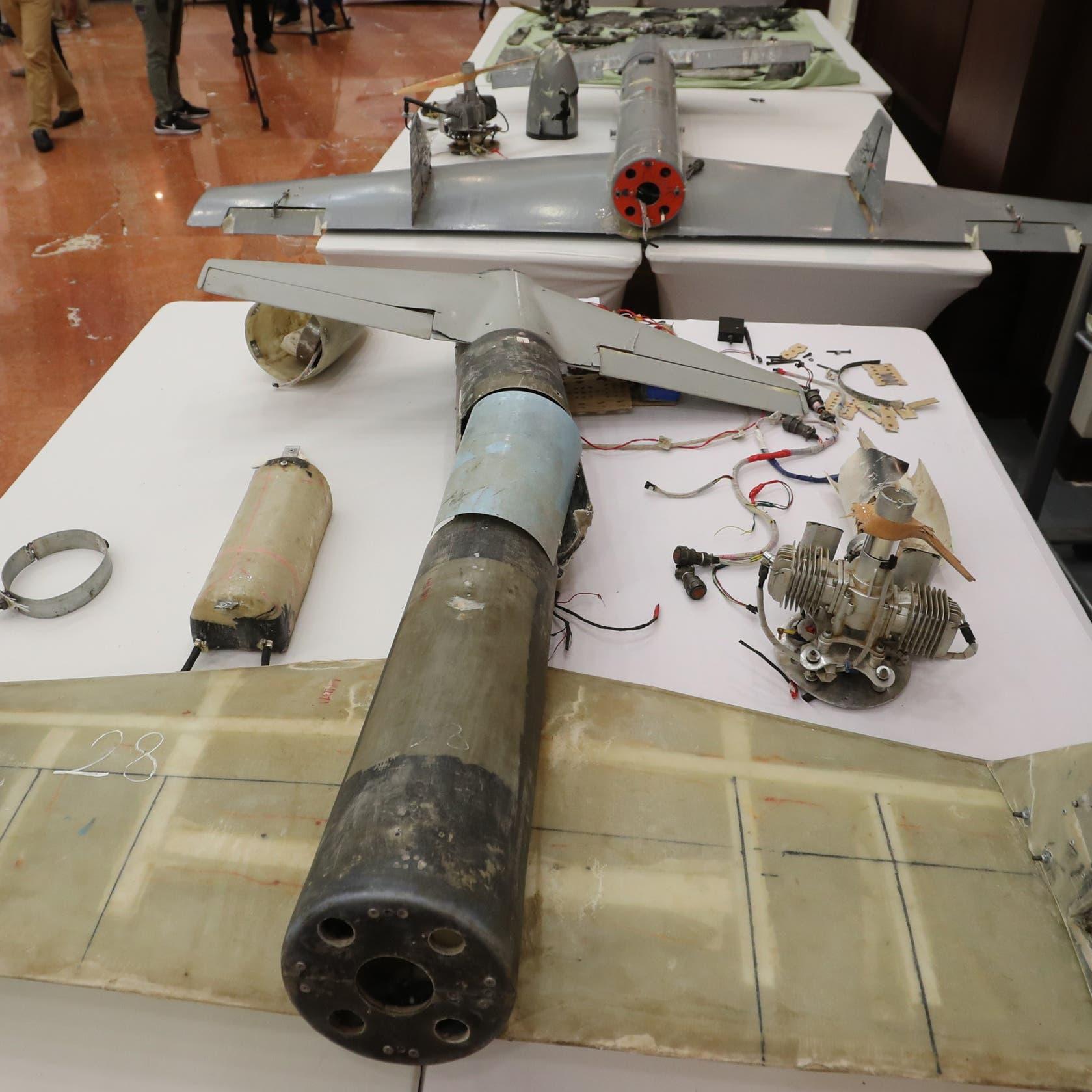 بريطانيا: الأسلحة التي تستخدم بمهاجمة السعودية إيرانية