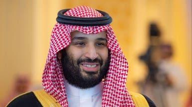 محمد بن سلمان يرعى سباق نادي الفروسية الكبير