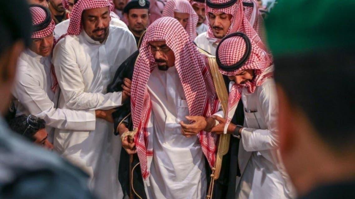 والد اللواء عبدالعزيز الفغم