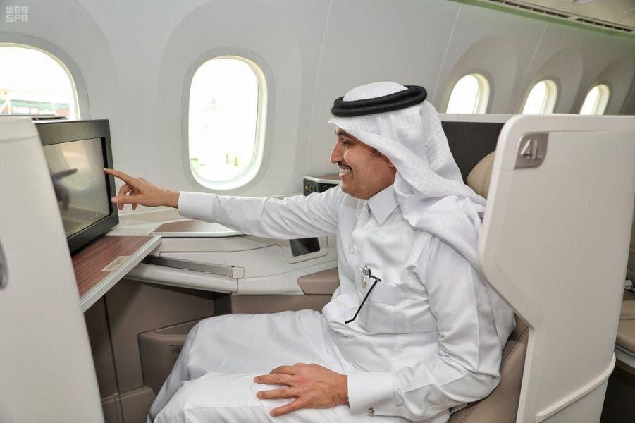 طائرات بوينغ السعودية