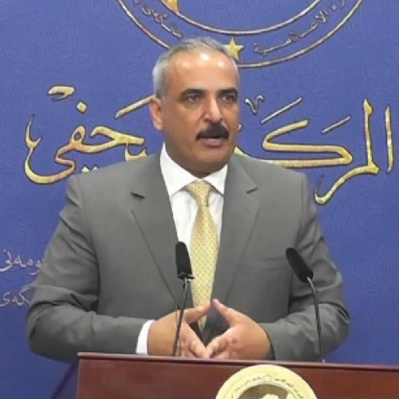 مقابل مجسم الساعدي.. نائب عراقي