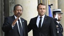 Sudan PM meets Darfur rebel chief in 'essential' step to peace: Macron