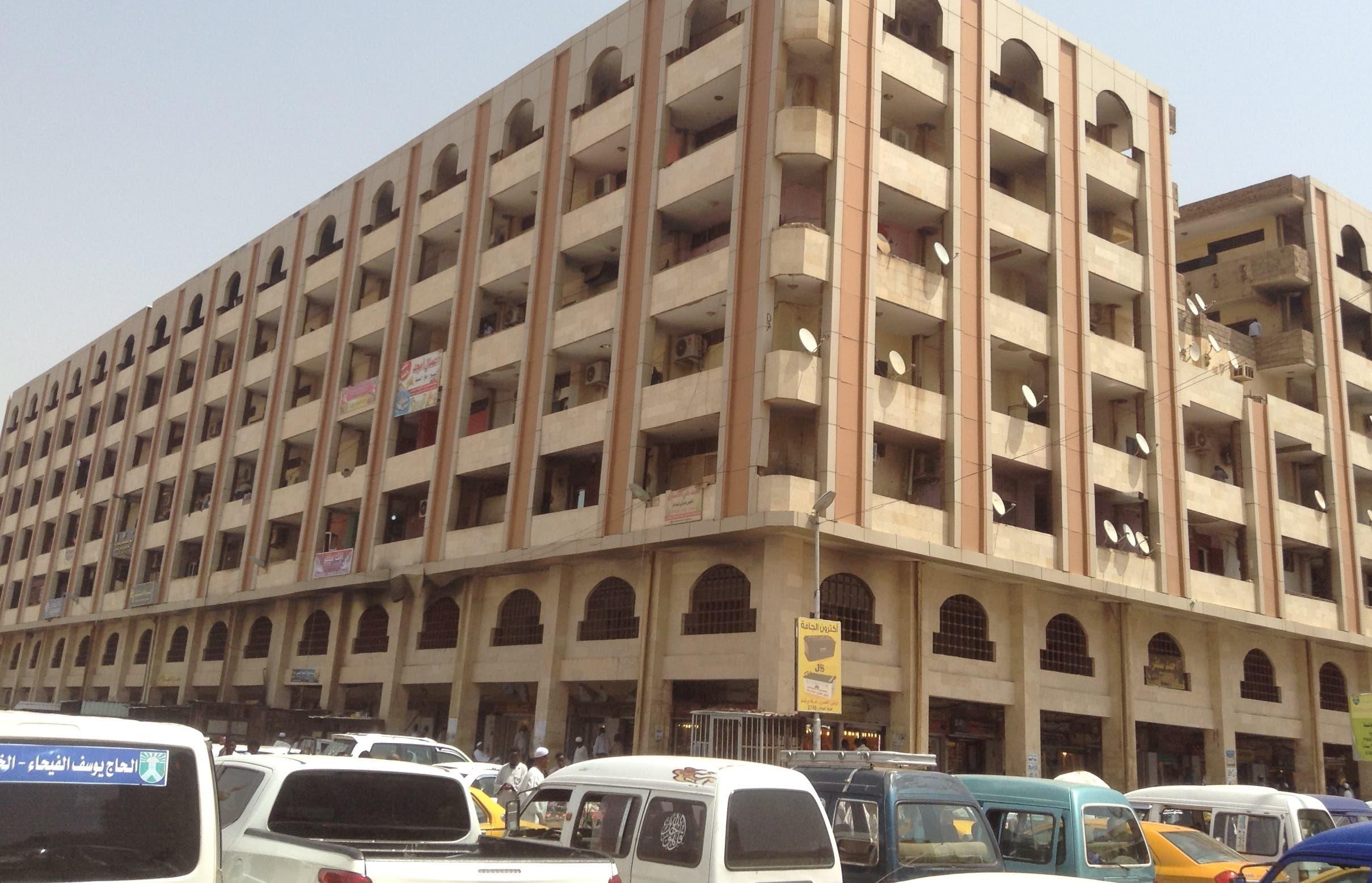 عمارة الذهب في السودان